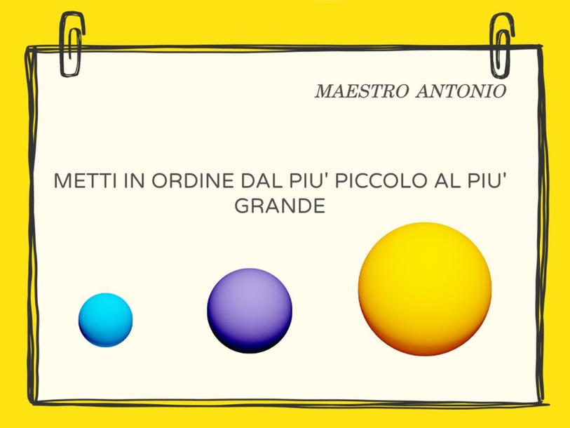 Ordine Crescente by Antonio Costanzo