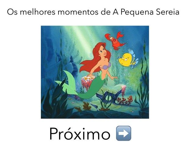 Os Momentos De Ariel by Camilly Rangel
