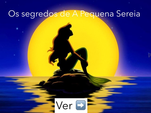 Os Segredos De Ariel! by Camilly Rangel