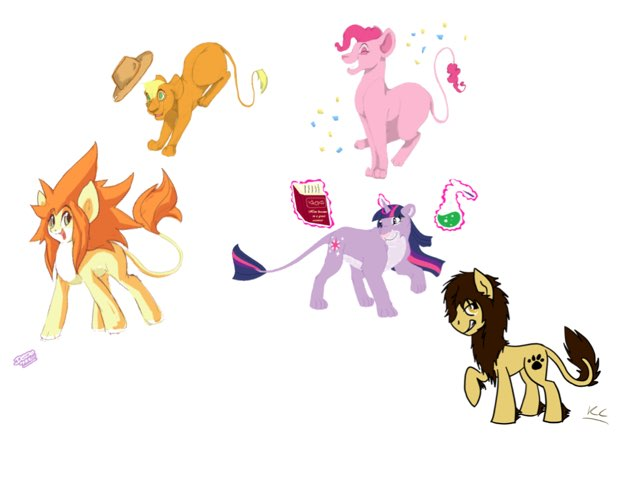Other Mlp Animals by M2 Taylor