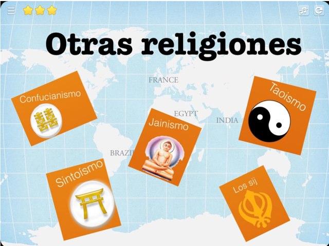 Otras Religiones by Angeles Garcia