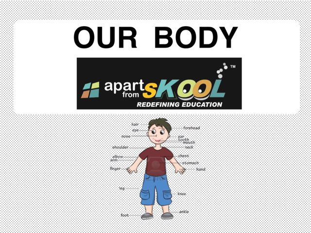 Our Body by TinyTap creator