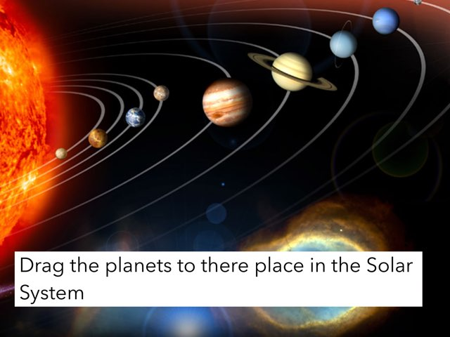 Our Solar System by meg