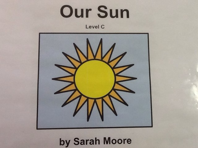 Our Sun by Julie Gittoes-Henry