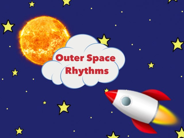 Outer Space Rhythms by Jennifer Wentworth
