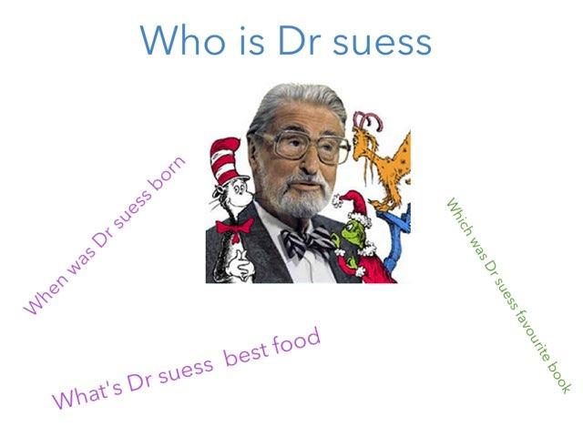 Owen J Dr Seuss by Mr swallow