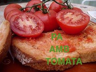 PA AMB TOMATA by Lo Meu Ipad