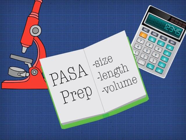 PASA Prep by Cait Pringle