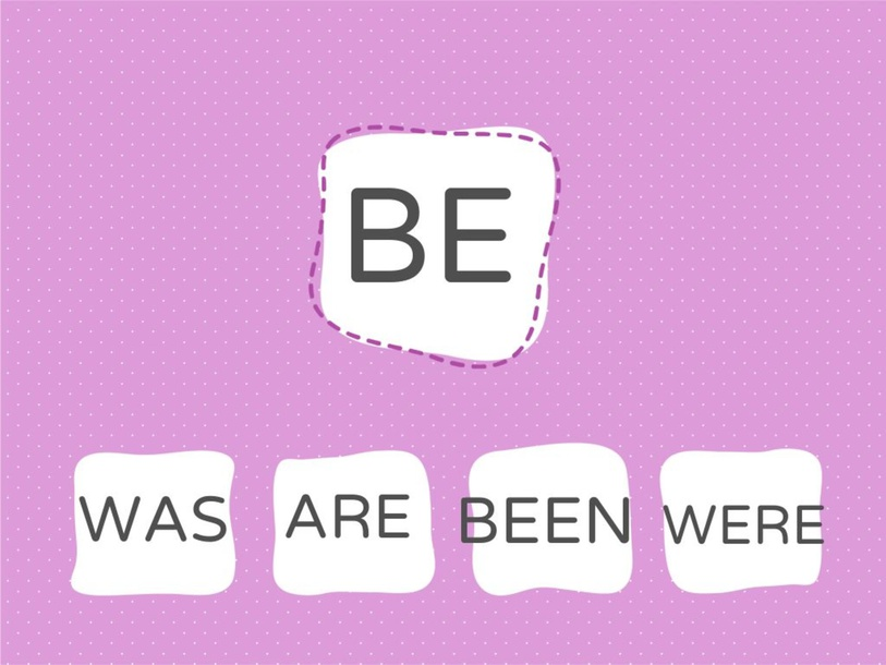 PAST PARTICIPLE VERBS by pili maria