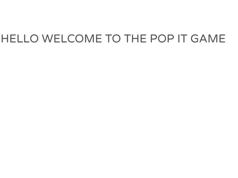 POP IT by Rose Mia
