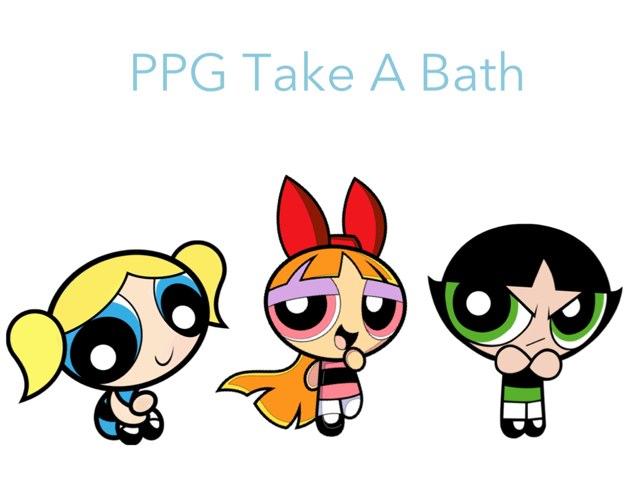 PPG Take A Bath by Aleya Rahman