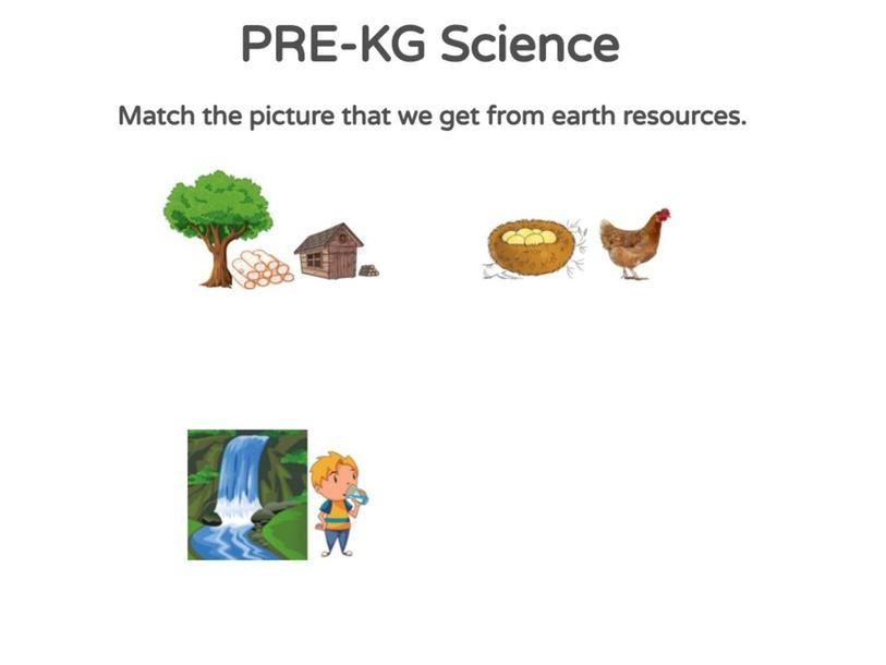 PRE-KG-2 Science 03/05/2021 by Vantage KG