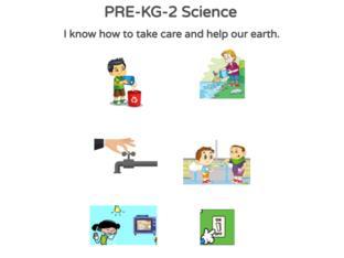 PRE-KG-2 Science 04/05/2021  by Vantage KG