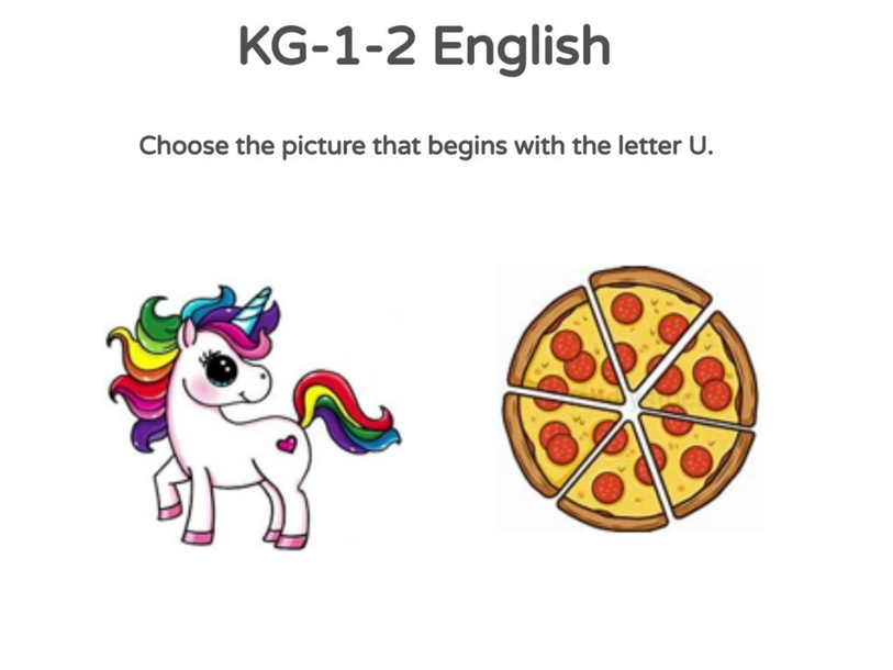 PRE-KG 2  English 04/05/2021 by Vantage KG