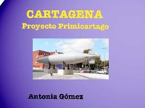 PRIMICARTAGO by pilitoninas primitivas