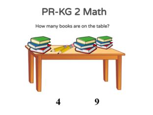 PR-KG Math 13/04/2021  by Vantage KG
