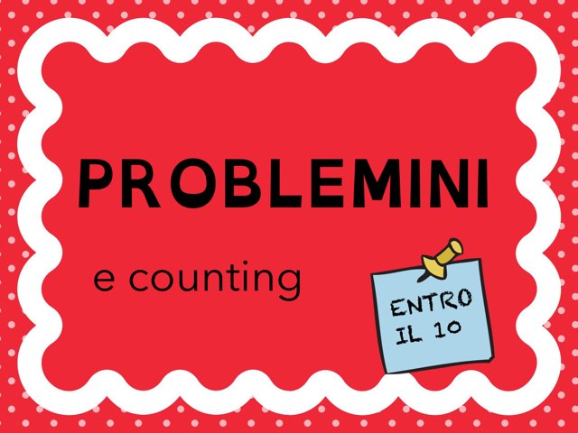 PROBLEMINI  by Simonetta Silimbani