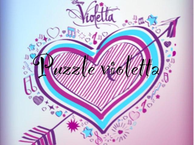 PUZZLE VIOLETTA by Estelle Dib