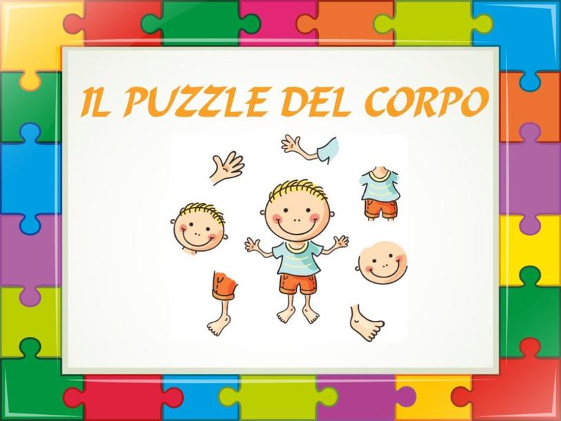 PUZZLE DEL CORPO by Alessandra Andriani