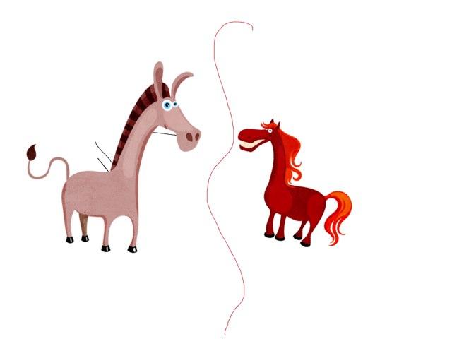 Paard Juuuuuuu by Charissa Adriaensen