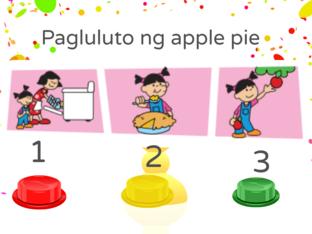 Pagsusunod-sunod ng Panyayari by Cherry Fantilagan