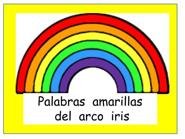 Palabras amarillas by Rosalva Correa
