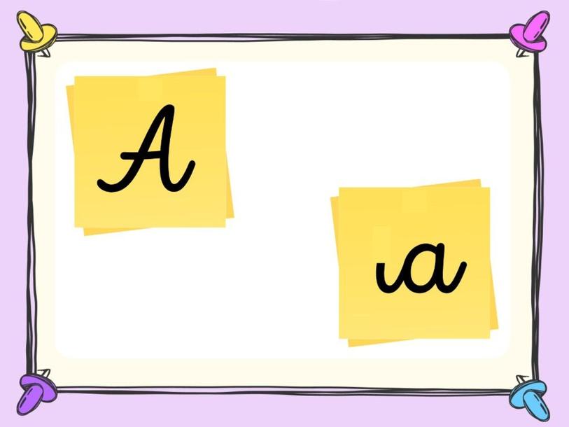 Palabras con a-A by Ana Paula Mendoza