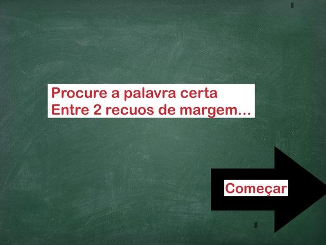 Palavra Certa by Curiosidades Curiosas