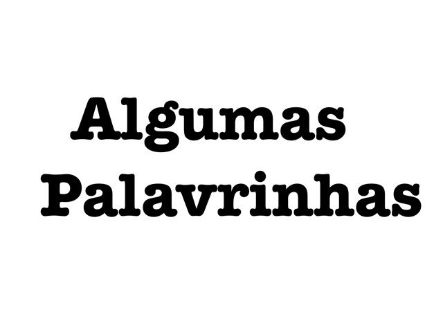 Palavras Simples E Complexas by ۞Ste Lonza