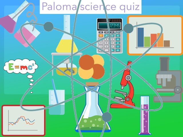 Paloma's Quiz by Daragh Mcmunn