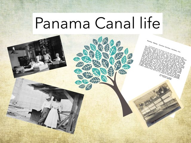 Panama Canal life by Rebecca Fitzsimmons