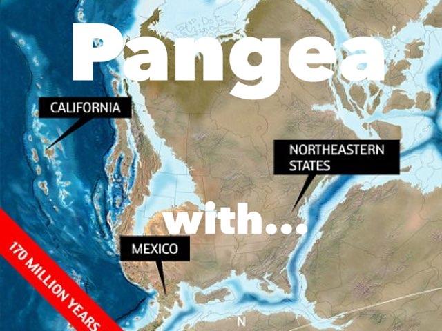 Pangea With... THE SNAIL! by Luke Fi