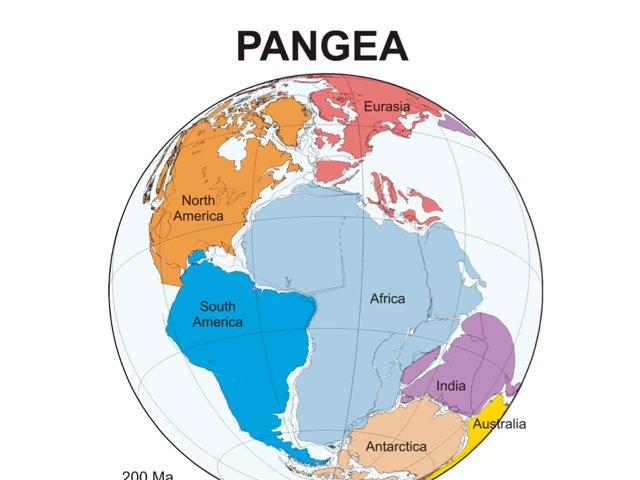 Pangea by Luke Fi