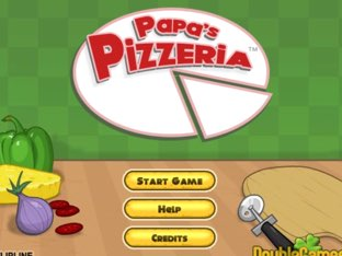 Papa's Pizzeria by Jennifer Riu