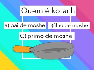 Parashat Korach  by Deby lask