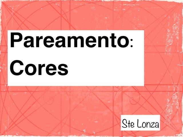 Pareamento - Cores by ۞Ste Lonza