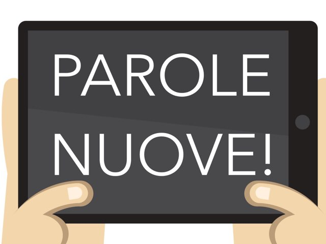 Parole Nuove by Paola Mazzi