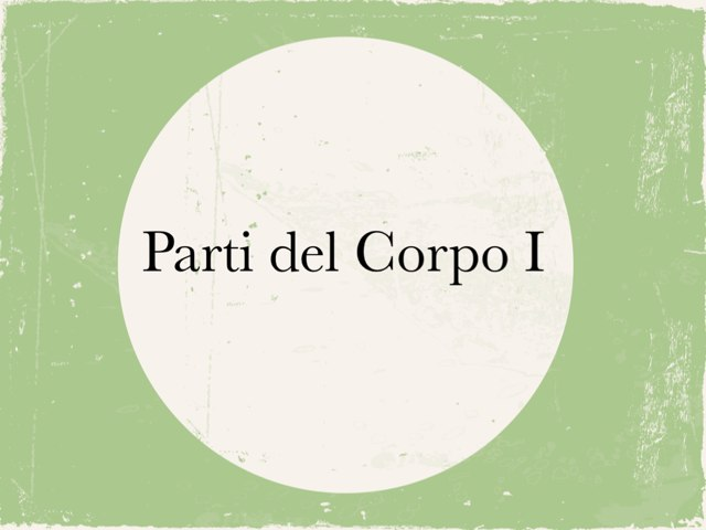 Parti Del Corpo I by Giuseppe Lucchese