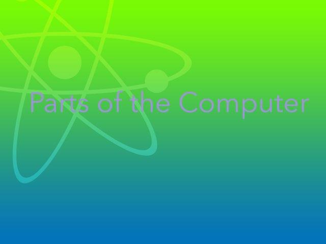 Parts Computer 3 by Jill Krumm