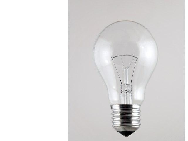 Parts Of A Lightbulb by Elizabeth Bush