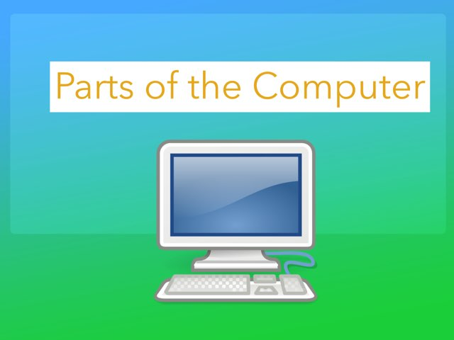 Parts of a Computer 2 by Jill Krumm