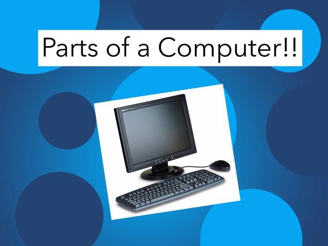 Parts of a Computer 6 by Jill Krumm