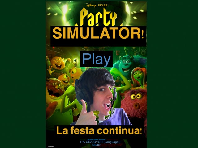 Party Simulator! by Dario Alduhni