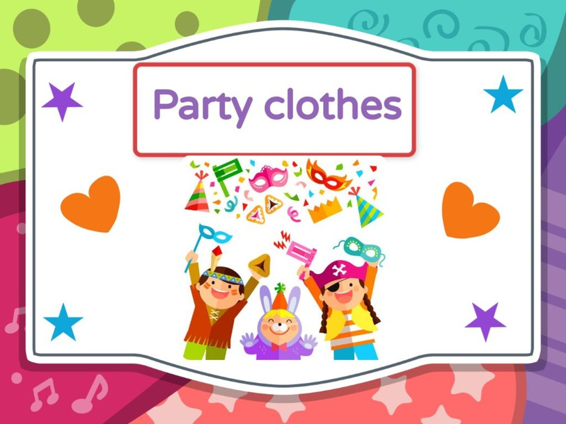Party clothes by LORENA PINOS