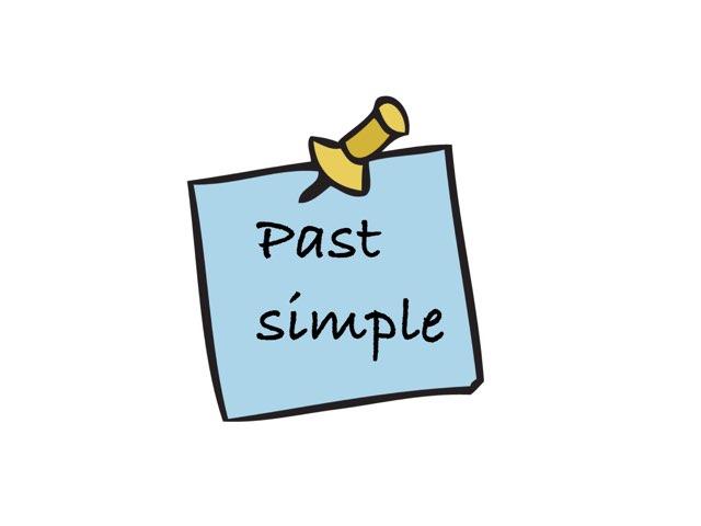 Past Simple by Pepe Álvarez de Cienfuegos