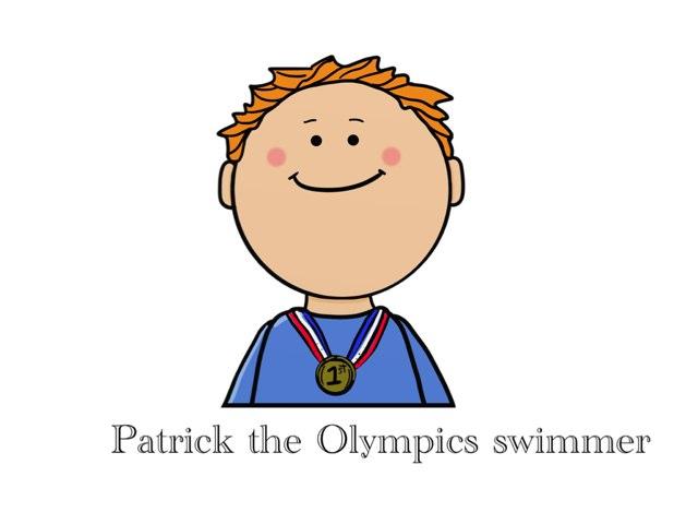 Patrick The Swimmer Story by Ken LA