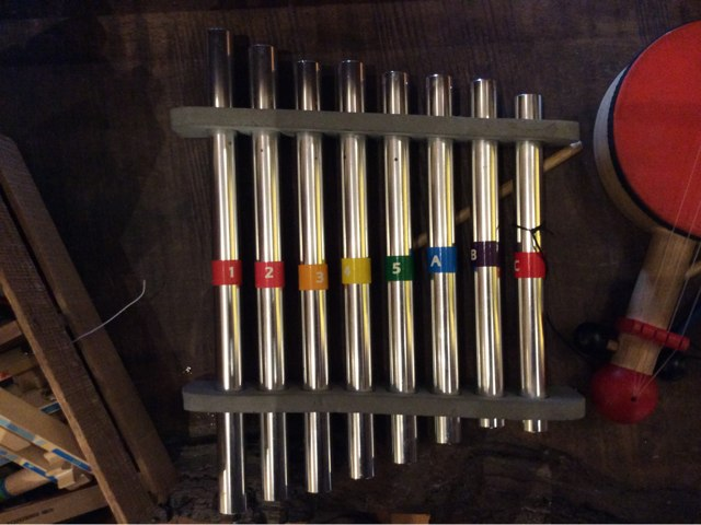 Paxton Gate's Xylophone  by Nira Skirt