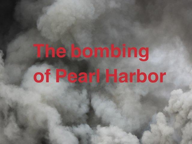 Pearl Harbor by Cristina Chesser