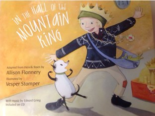 Peer Gynt; In The Hall Of The Mountain King by Jennifer Wentworth