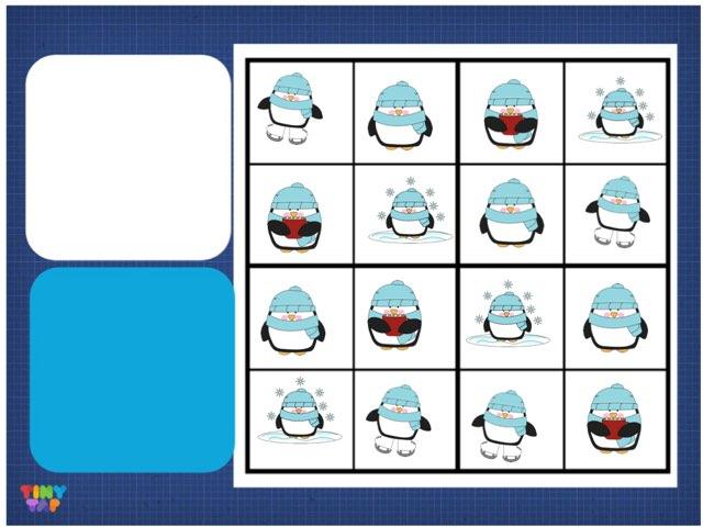 Penguin sudoku by Sara Goerge